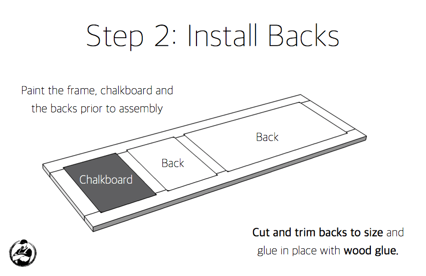 Picture of Install Backs