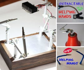 Top Homemade Helping Hands for Soldering