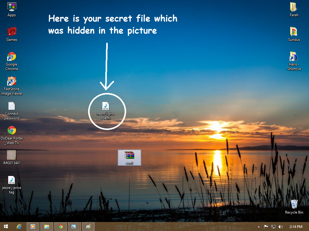 Picture of How to Recover Your Hidden File