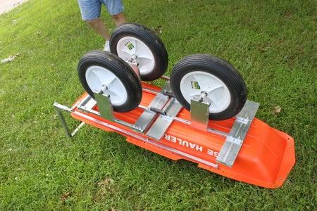 Building the 3 Wheel Auge Hauler