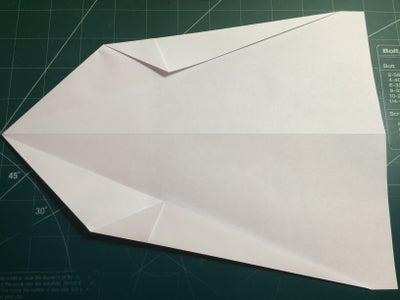 Nose and Airfoil Folding