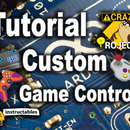 Arduino Tutorial - Custom Game Controller