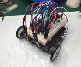 WIP: スモウルボットV3キットの組み立て方