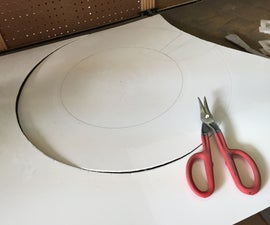 A Simple Way To Draw Large Circles