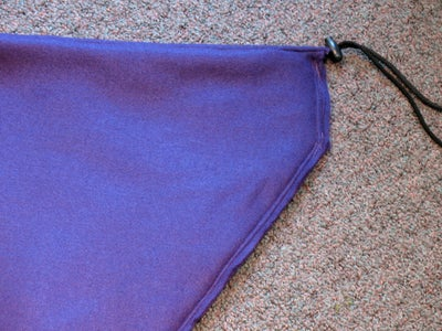 Sew the Sides of the Bag and Turn Rightside Out - Last Step for the Bag!