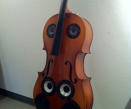 蓝牙大提琴,垃圾再次制作音乐!