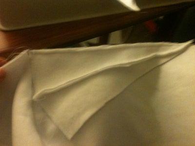 Stitching - Front Panels