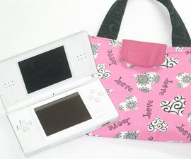 How to Sew a Nintendo DS Carrier!