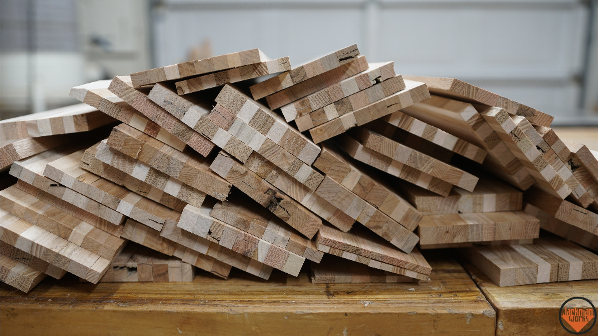 Picture of 2nd Glue-up