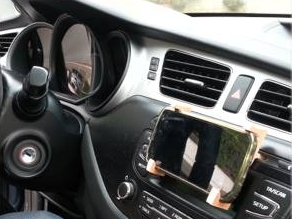 Picture of Car-Cd-Player-Smartphone-Holder
