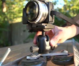 High Quality DIY Camera Slider