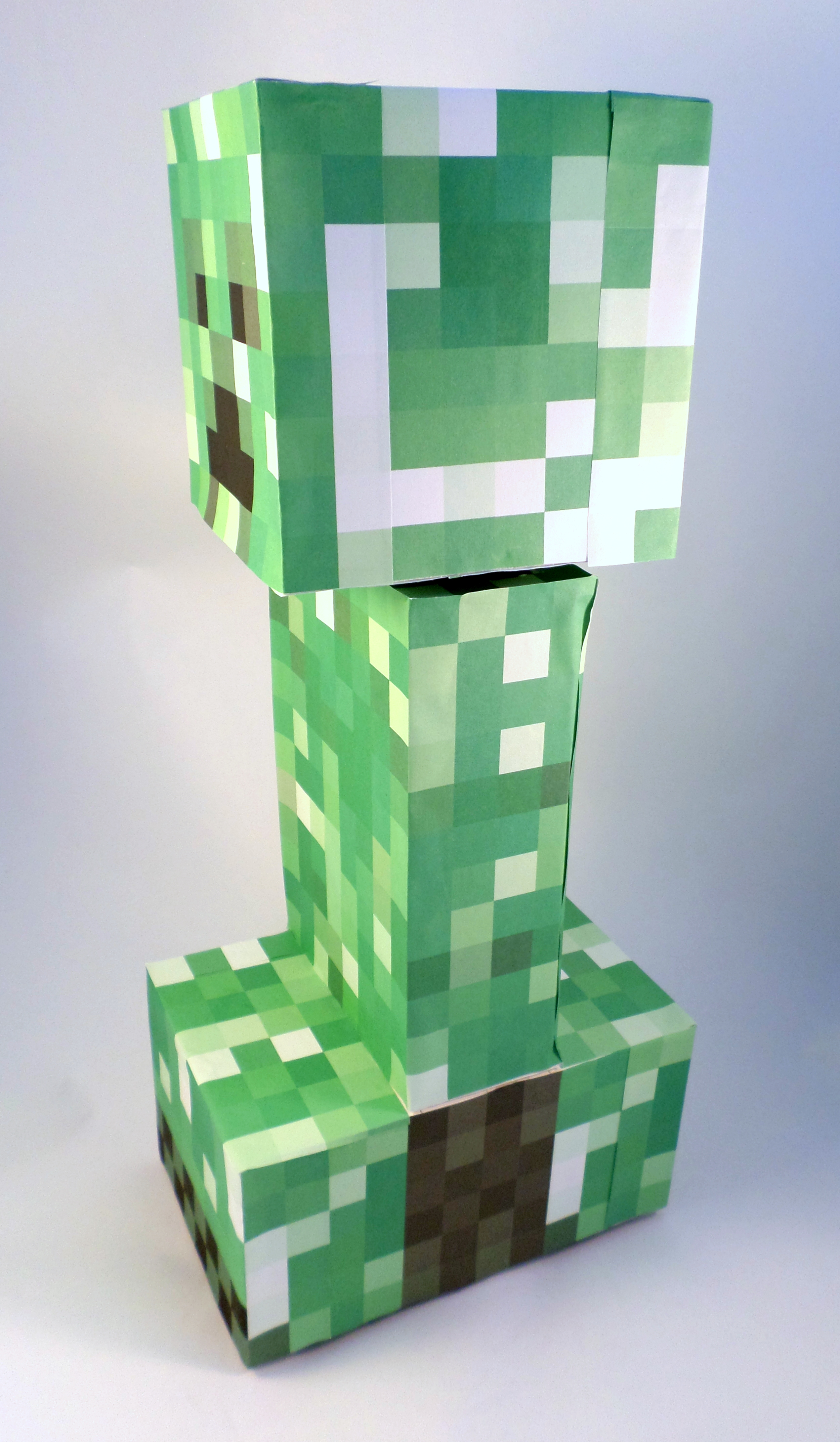 Picture of Enjoy Showing Off Your Creeper Bot!