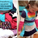 Too-small T's - New Dresses and Tunics!