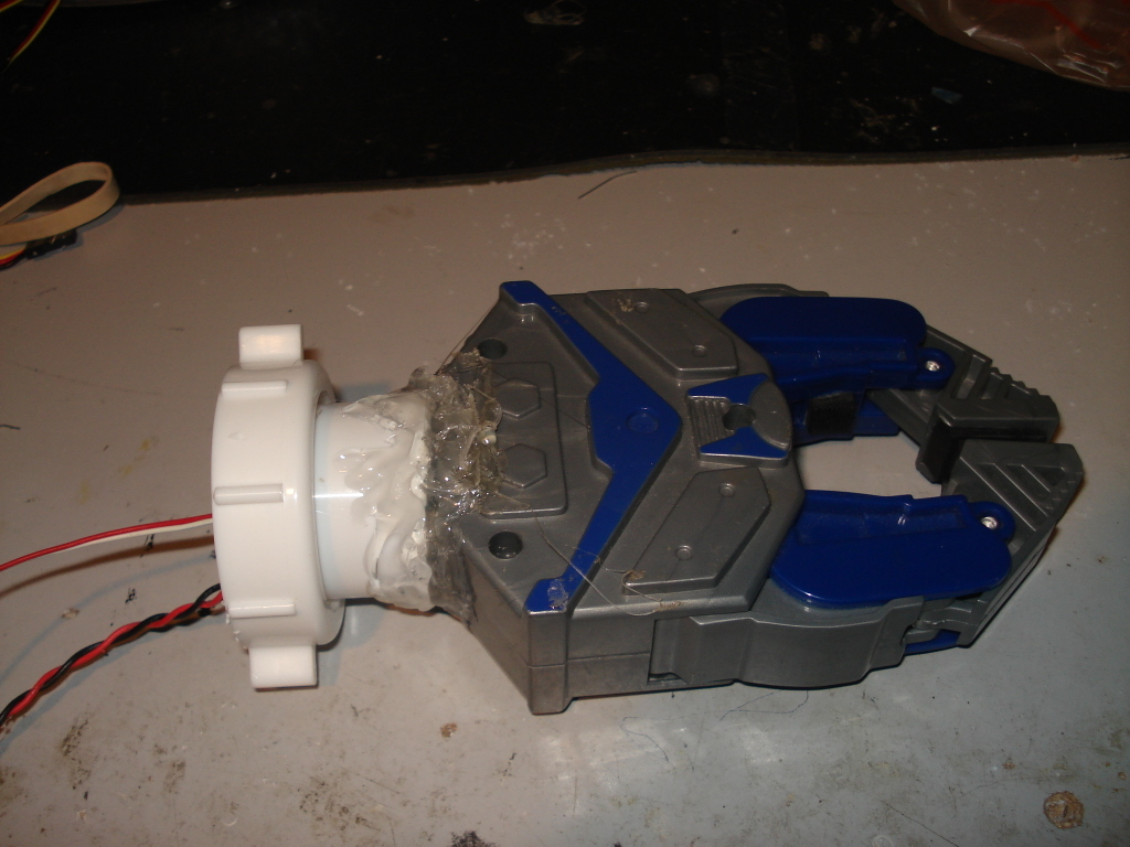 Picture of Build the Gripper Part