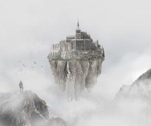 Foggy Photoshop Effect
