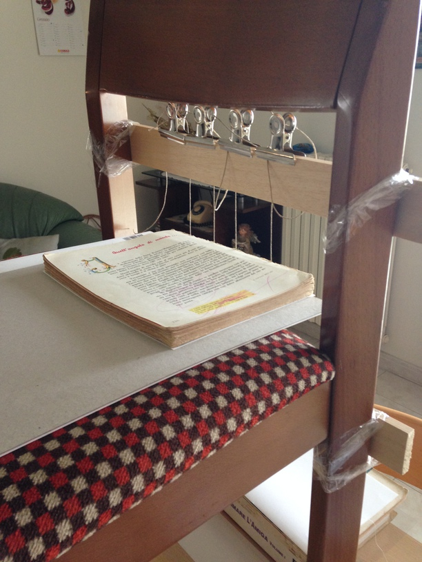 Picture of Making a Bookbinding Loom