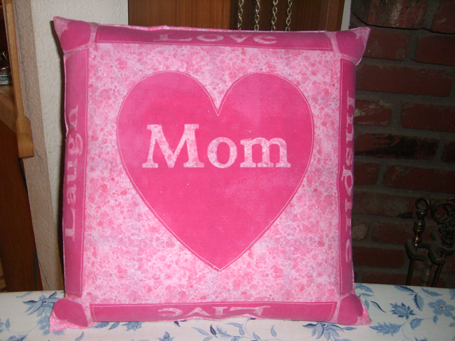 Picture of A Pillow for Mom