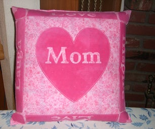 A Pillow for Mom