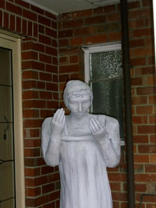 Doctor Who 'Weeping Angel' Halloween Decoration
