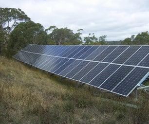 Solar Energy Management
