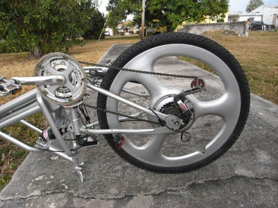 Put the Wheel Back on Your Bike