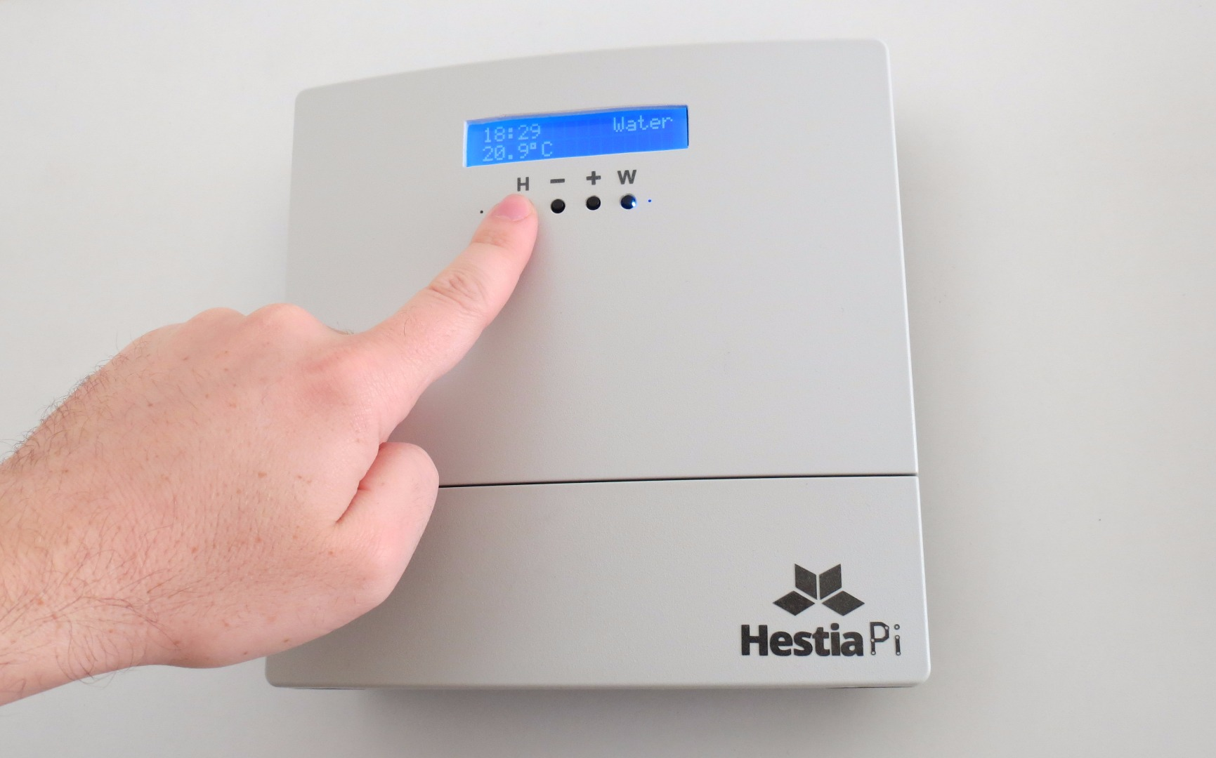 Picture of HestiaPi - Open Smart Thermostat