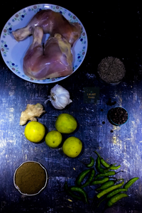 Ingredients for 2nd Marinate