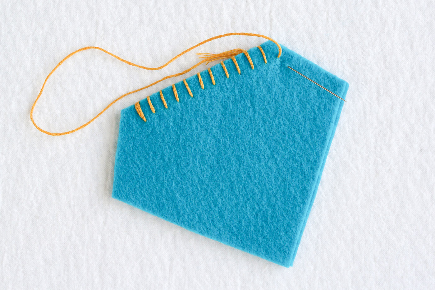 Practicing Your Stitching