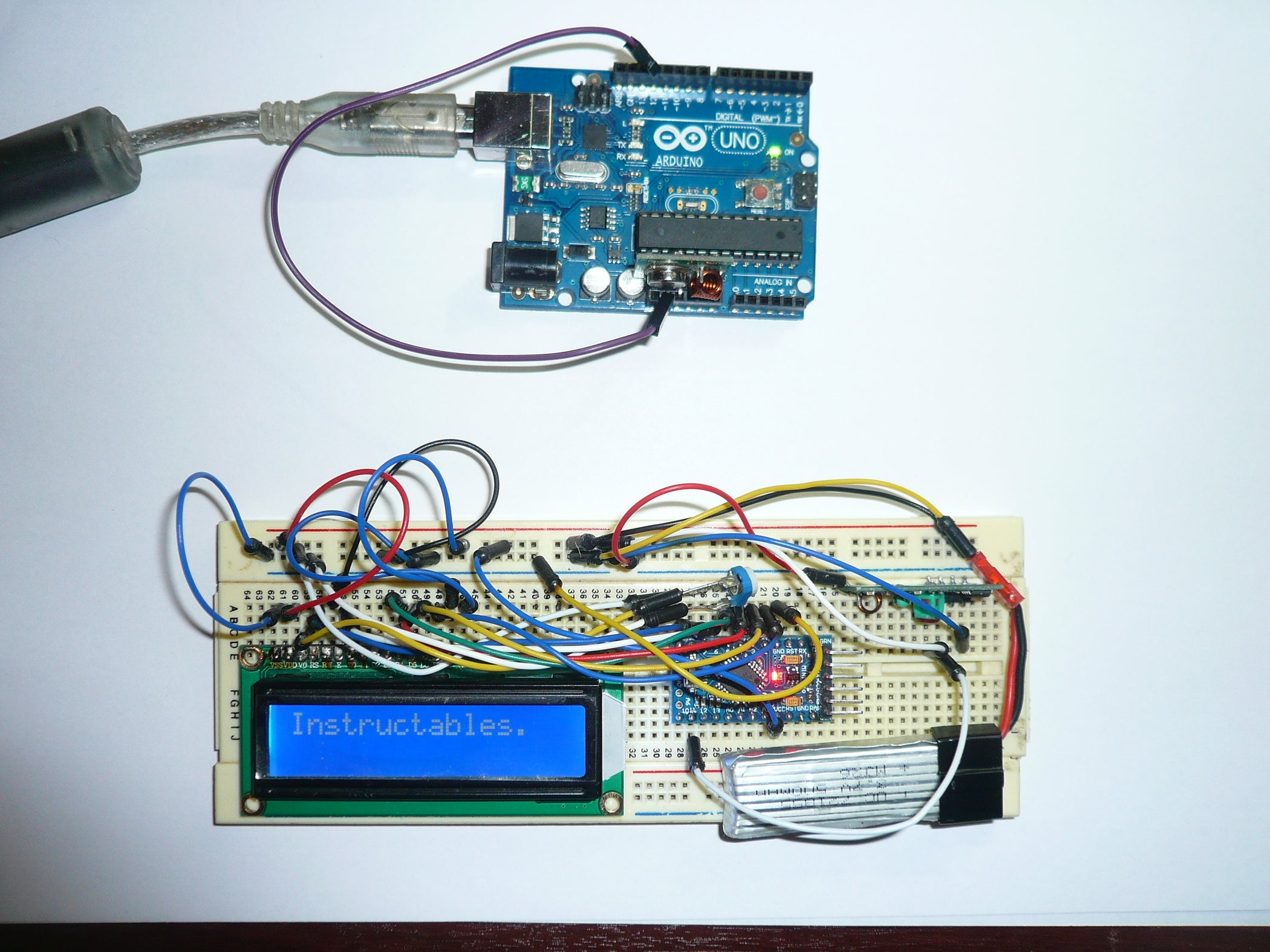 Wireless Communication Arduino Rf 7 Steps Tv Infrared Remote Control Receiving Circuit Communicationcircuit