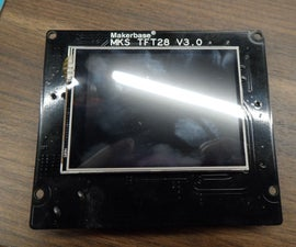 JGaurora A3S Replacement LCD Board