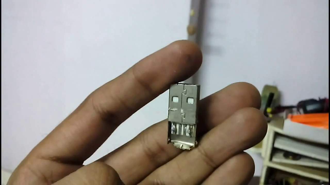 Picture of USB Male Pin