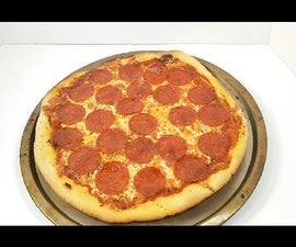 Easy Pizza Recipe From Scratch