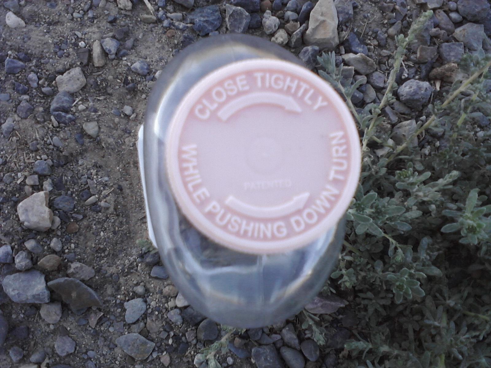 Picture of Baby Oil Cap Fix