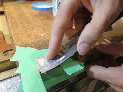 Wood Filler Application