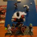 How to Make a Basic Lego Artillery Gun