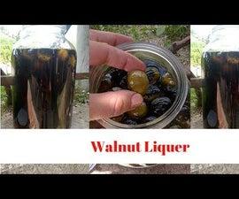 Walnut Liqeuer