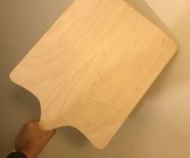 Laser Cut Pizza Peel