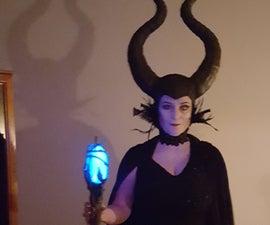 Maleficent Costume & Props