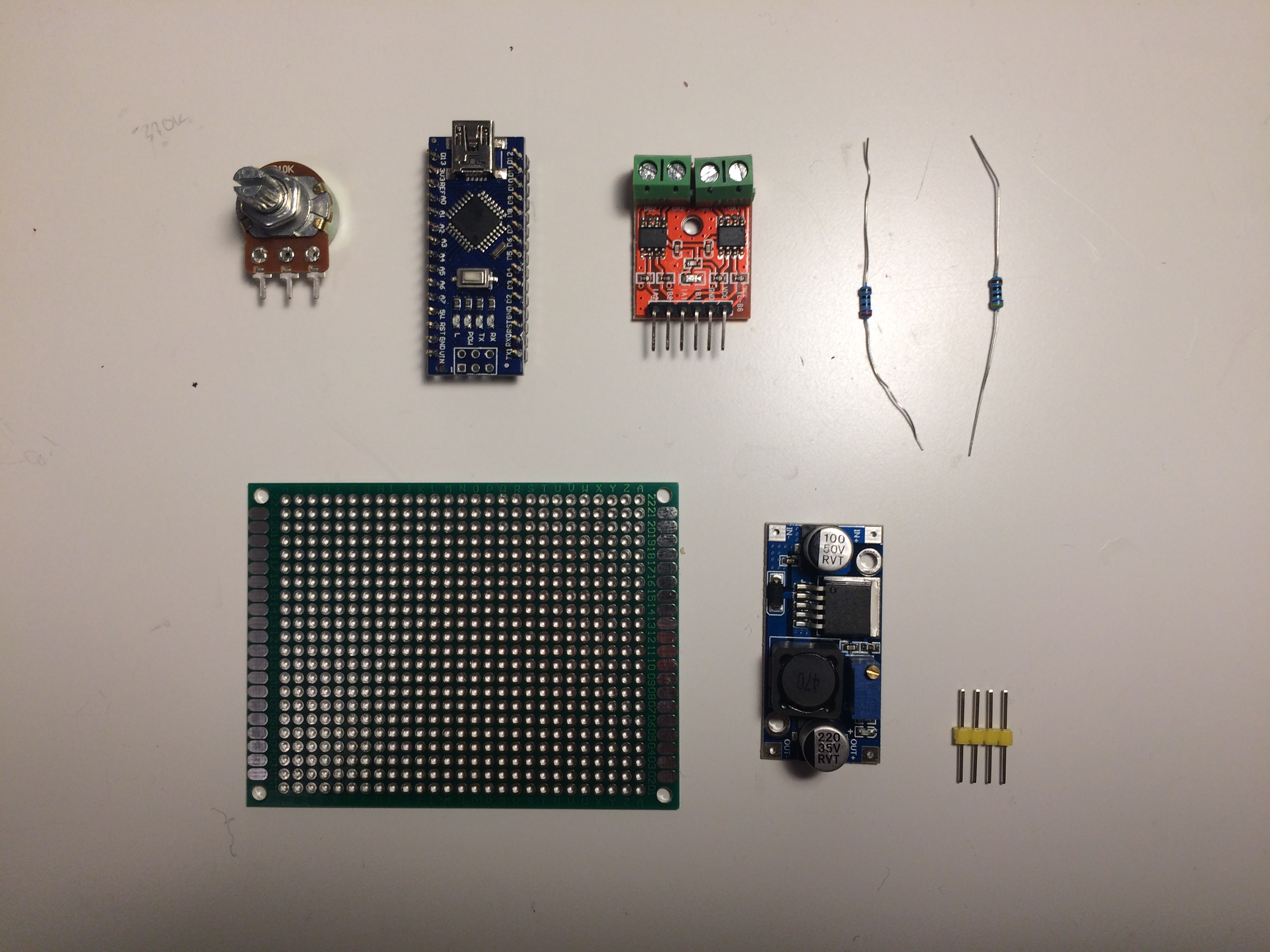 Picture of Solder Board for System