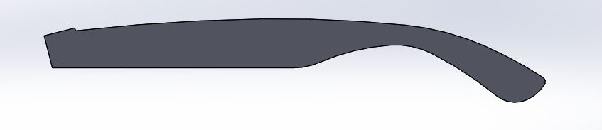 Picture of Frame and Arm Design