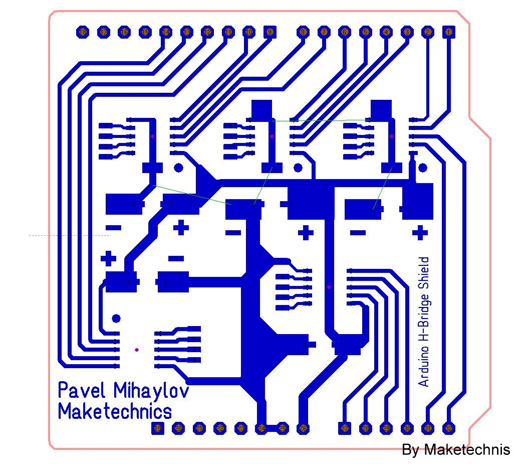 Picture of PCB Designing and Schematic