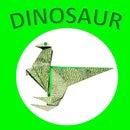 [ Paper Origami ] Dinosaurs