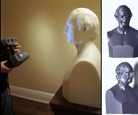 Making Alphonso Taft- From 3-D Scan to Ceramic Sculpture