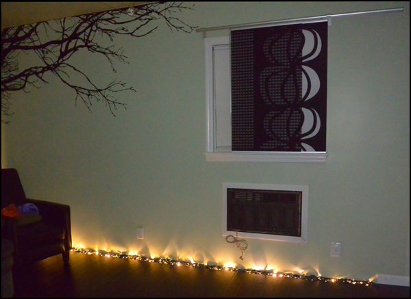 Picture of Indoor Lighted Dry River Bed