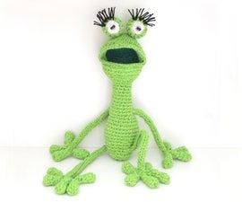 Gabriola Frog (Gabi)