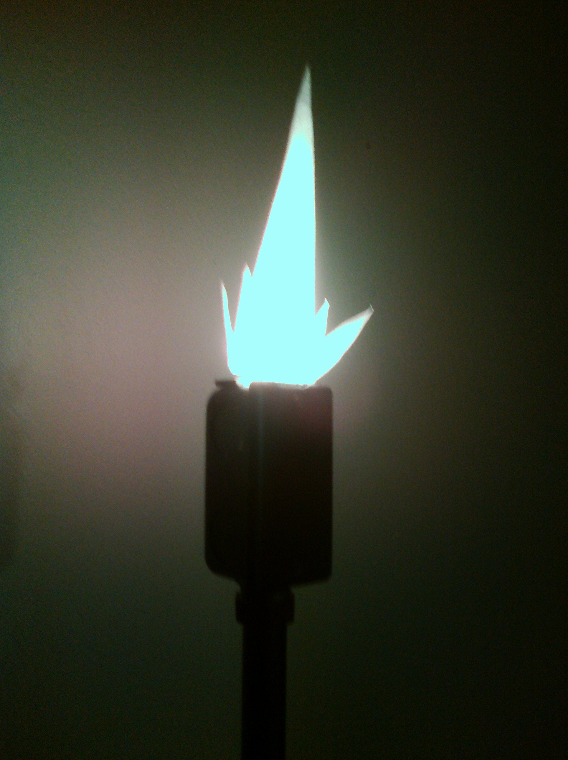 Led Flickering Torch 6 Steps With Pictures Candle Realistic Flicker And Circuit Board Style