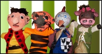 Picture of How to Make a Papier Mache Head Puppet
