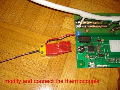 Thermocouple Modification
