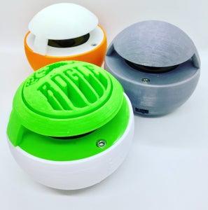 360 Portable Bluetooth Speaker