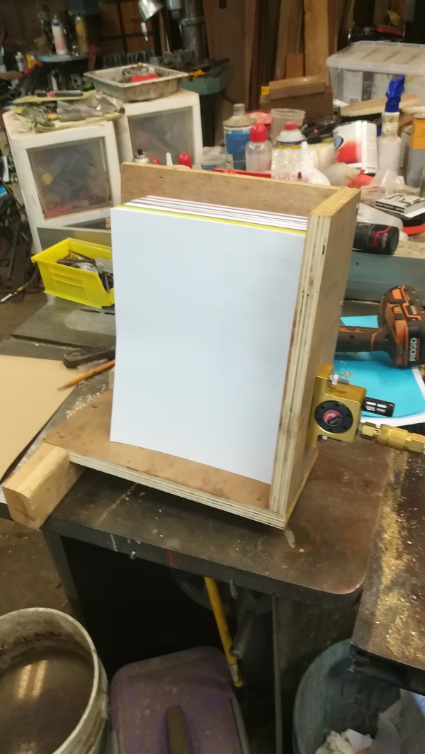 Picture of Paper Jogger - Home Built